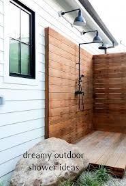 best 25 outdoor showers ideas on outdoor pool shower outdoor shower ideas