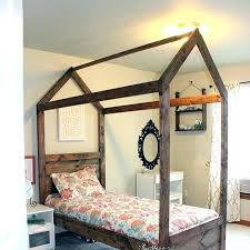 Diy Canopy Bed Frame Canopy Bed Plans Interesting Bed Canopy With ...