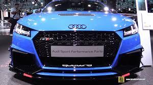 2018 audi parts. wonderful parts 2018 audi tt rs sport accessorized  exterior interior walkaround  2017 frankfurt auto show in audi parts