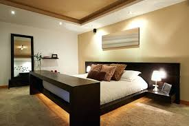 Track Lighting Bedroom Gallery Of Ideas For Including Images With Wooden  Furniture And Recessed Led