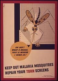 history of malaria  history of malaria