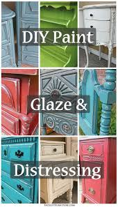 paint colors for furnitureBest 25 Glazing furniture ideas on Pinterest  Glazing cabinets