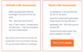 Term Life Insurance Quotes Without Personal Information Fascinating Quotes Whole Life Insurance Quotes Without Personal Information