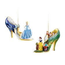 Es War Einmal Ein Schuh Disney Christbaumschmuck Kollektion
