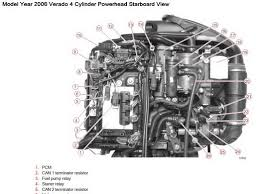 mercury verado stroke outboard factory shop service mercury verado 135 150 175 4 stroke outboard factory shop service manual