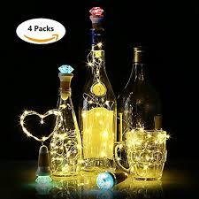 Usb Rechargeable Bottle Lights