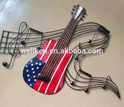 metal musical wall art decorations on metal wire guitar wall art with buy cheap china metal music wall art products find china metal