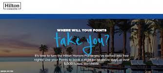 Hilton Honors Launches Points Explorer Loyaltylobby