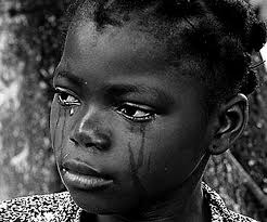 Image result for africa crying