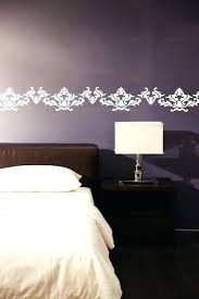 cool wall borders border decals for style decoration home depot decorative uk