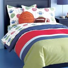 sports toddler bedding sets sports bedding set basketball football base and soccer within pretty toddler bed