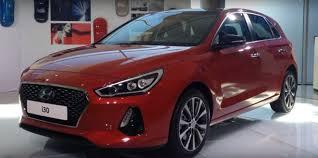 Hyundai I30 Designer Meet The New Generation Of Hatchback Hyundai I30