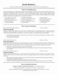 Supply Chain Manager Resumes Job Description Supply Chain Manager Ii