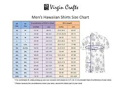 Virgin Crafts Hawaiian Shirt For Mens Short Sleeve Printed Casual Beach Shirt