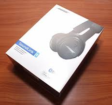 bose wireless headphones box. bose soundlink bluetooth wireless headphones black new sealed in box .