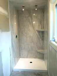 granite shower walls s pros and cons cultured cost wall panels sacramento granite shower walls faux wall panels