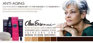 anti aging skin care line