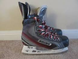 Bauer Lil Angel Skates Size Chart Details About Size 3d Youth Bauer Vapor X 6 0 Hockey Skates Very Good