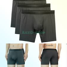 Separatec Size Chart Details About Separatec Men S 3 Pack Fast Dry Lightweight Striped Pouches Boxer Briefs Black