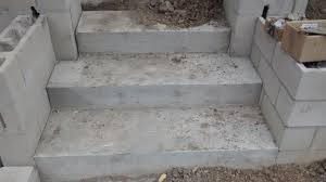 Cinder Block Stairs Concrete Steps Masonry Block Masonry Contractor Talk