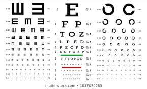 Eye Test C Chart Eye Test Chart Images Stock Photos Vectors Shutterstock