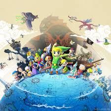 Legend of Zelda iPad Wallpaper 4K ...