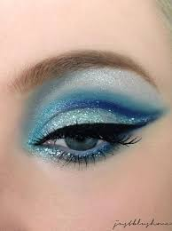 eyeshadow for blue eyes and blond hair