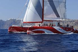 Dream Catcher Boat Santorini Santorini Sailing Firostefani 100 All You Need to Know Before 7