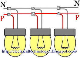wiring in parallel diagram wiring wiring diagrams online how to wire lights in parallel electrical technology