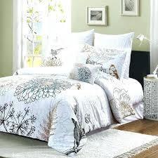 neutral bedding sets neutral bedding sets comforter sets bir fl and birds cotton 7 comforter set