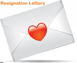 Resignation Letter Format Sample Download | 10 Latest Resignation ...