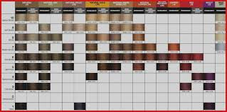 Matrix Socolor Color Chart Pdf Framesi Color Conversion
