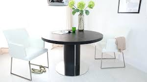 modern round table modern round extending dining table modern table and chairs