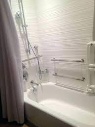 hand held shower hose for tub tub shower features hand held shower and rain shower head picture ac hotel city tub shower hand held shower hose for bathtub