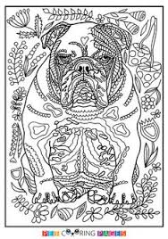 Small Picture Free printable Australian Cattle Dog coloring page Lily