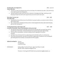 House Cleaner Job Resume Samples For Cleaning Job Or Resume For Cleaning Job Cleaning