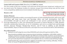 Executive Resume Formats Unique How To Write The Perfect Executive Resume For Managers And Senior