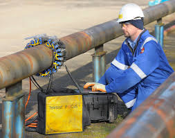 corrosion technician teletest focus pipeline corrosion detection system flickr