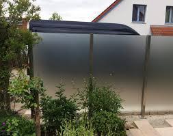 Sichtschutz Mit Glas Bu16 Hitoiro