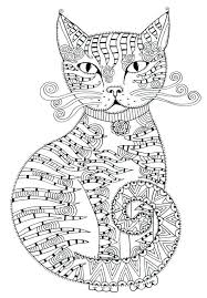 Nyan Cat Coloring Pages Free Cat Coloring Pages Free Printable