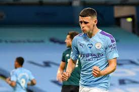 Phil Foden Fills His Boots As Manchester City Fire Five Past Burnley