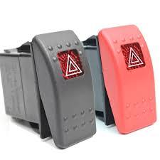 carling contura ii switch hazard warning for land rover defender