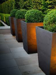 modern outdoor planters large modern planters best planters images on flower boxes garden planters and plants modern outdoor planters