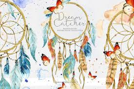 What Native American Tribes Use Dream Catchers Dreamcatcher ClipArt Watercolor Dream Catchers Native America 37