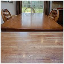 Refinishing A Kitchen Table One Creative Housewife Refinished Kitchen Table
