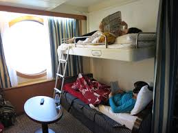 sofa bed and pull down berth on the magic