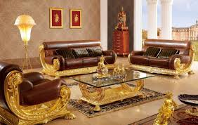 gold living room furniture. living room with glass top ideas luxury furniture gold o