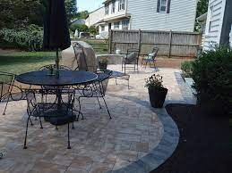 brick paver patio in rockville md