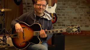 Gibson Johnny Smith from 1974 presented by Vintage-Guitar Oldenburg -  YouTube