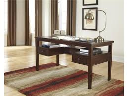 office table furniture design. Furniture Brown Accent Simple Solid Wood Office Desk 8329 Dark Fice Concept Ideas Table Design